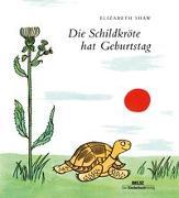Cover-Bild zu Die Schildkröte hat Geburtstag von Shaw, Elizabeth