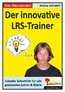 Cover-Bild zu Der innovative LRS-Trainer (eBook) von Schinhärl, Andrea