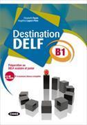 Cover-Bild zu Destination DELF B1