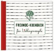Cover-Bild zu cook & STYLE Freunde-Kochbuch