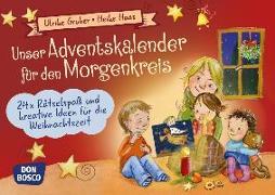 Cover-Bild zu Unser Adventskalender für den Morgenkreis von Gruber, Ulrike