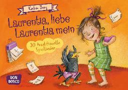 Cover-Bild zu Laurentia, liebe Laurentia mein von Berg, Katrin