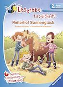 Cover-Bild zu Reiterhof Sonnenglück von Peters, Barbara