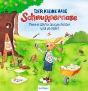 Cover-Bild zu Der kleine Hase Schnuppernase von Kempter, Christa