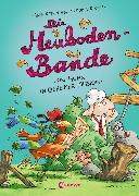 Cover-Bild zu Heger, Ann-Katrin: Die Heuboden-Bande - Ein Huhn in geheimer Mission (eBook)