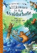 Cover-Bild zu Heger, Ann-Katrin: Willkommen in der Waldschule (Band 2) - Immer der Schnüffelnase nach! (eBook)