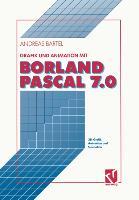 Cover-Bild zu Bartel, Andreas: Grafik und Animation mit Borland Pascal 7.0