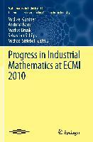Cover-Bild zu Bartel, Andreas (Hrsg.): Progress in Industrial Mathematics at ECMI 2010