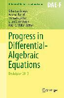 Cover-Bild zu Schöps, Sebastian (Hrsg.): Progress in Differential-Algebraic Equations