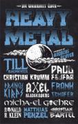 Cover-Bild zu Penzel, Matthias: Die Wahrheit über Heavy Metal