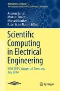 Cover-Bild zu Bartel, Andreas (Hrsg.): Scientific Computing in Electrical Engineering