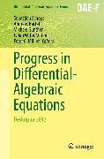 Cover-Bild zu Schöps, Sebastian (Hrsg.): Progress in Differential-Algebraic Equations (eBook)