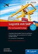 Cover-Bild zu Logistik mit SAP (eBook) von Kappauf, Jens
