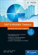 Cover-Bild zu SAP S/4HANA Finance (eBook) von Salmon, Janet