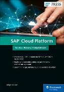 Cover-Bild zu SAP Cloud Platform (eBook) von Seubert, Holger