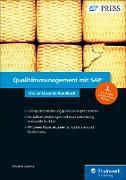 Cover-Bild zu Qualitätsmanagement mit SAP (eBook) von Lorenz, Yvonne