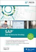 Cover-Bild zu SAP - Der technische Einstieg (eBook) von Plota, Reinhold