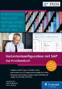 Cover-Bild zu Variantenkonfiguration mit SAP (eBook) von Blumöhr, Uwe