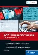 Cover-Bild zu SAP-Datenarchivierung (eBook) von Türk, Ahmet