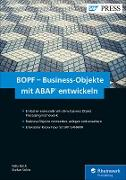 Cover-Bild zu BOPF - Business-Objekte mit ABAP entwickeln (eBook) von Roth, Felix
