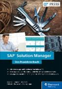 Cover-Bild zu SAP Solution Manager (eBook) von Bechler, Markus
