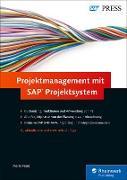 Cover-Bild zu Projektmanagement mit SAP Projektsystem (eBook) von Franz, Mario