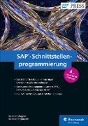 Cover-Bild zu SAP-Schnittstellenprogrammierung (eBook) von Wegelin, Michael