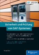 Cover-Bild zu Sicherheit und Prüfung von SAP-Systemen (eBook) von Tiede, Thomas