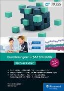 Cover-Bild zu Erweiterungen für SAP S/4HANA (eBook) von Schneider, Thomas