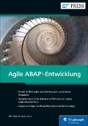 Cover-Bild zu Agile ABAP-Entwicklung (eBook) von Schwarzmann, Winfried