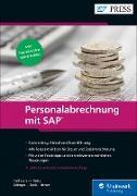 Cover-Bild zu Personalabrechnung mit SAP (eBook) von Edinger, Jörg