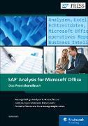 Cover-Bild zu SAP Analysis for Microsoft Office (eBook) von Reis, Denis