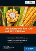 Cover-Bild zu Umsatzsteuer in SAP ERP und SAP S/4HANA (eBook) von Grote, Martin
