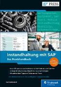 Cover-Bild zu Instandhaltung mit SAP (eBook) von Liebstückel, Karl