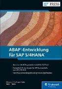 Cover-Bild zu ABAP-Entwicklung für SAP S/4HANA (eBook) von Chiuaru, Constantin-Catalin