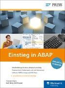 Cover-Bild zu Einstieg in ABAP (eBook) von Franz, Thorsten
