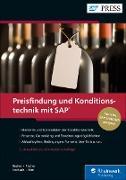 Cover-Bild zu Preisfindung und Konditionstechnik mit SAP (eBook) von Becker, Ursula