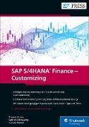 Cover-Bild zu SAP S/4HANA Finance - Customizing (eBook) von Kunze, Thomas