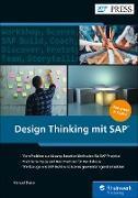 Cover-Bild zu Design Thinking mit SAP (eBook) von Busse, Manuel