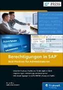 Cover-Bild zu Berechtigungen in SAP (eBook) von Otto, Anna