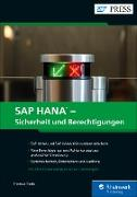 Cover-Bild zu SAP HANA - Sicherheit und Berechtigungen (eBook) von Tiede, Thomas