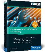 Cover-Bild zu Instandhaltung mit SAP S/4HANA - Customizing von Liebstückel, Karl