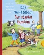Cover-Bild zu Das Vorlesebuch für starke Familien von Boie, Kirsten