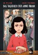 Cover-Bild zu Das Tagebuch der Anne Frank von Folman, Ari
