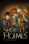 Cover-Bild zu Lane, Andrew: Tânarul Sherlock Holmes. Lipitoarea ro¿ie (eBook)