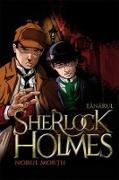 Cover-Bild zu Lane, Andrew: Tânarul Sherlock Holmes. Norul mor¿ii (eBook)