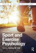Cover-Bild zu Lane, Andrew M (Hrsg.): Sport and Exercise Psychology (eBook)