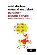 Cover-Bild zu Para leer al pato Donald (eBook) von Mattelart, Armand