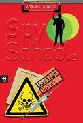 Cover-Bild zu Spy School - Giftige Dosis von Boets, Jonas