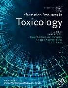 Cover-Bild zu Information Resources in Toxicology: Volume 1: Background, Resources, and Tools von Gilbert, Steve (Hrsg.)